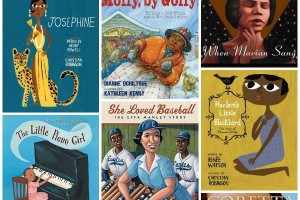 Biographies of African-American women for children
