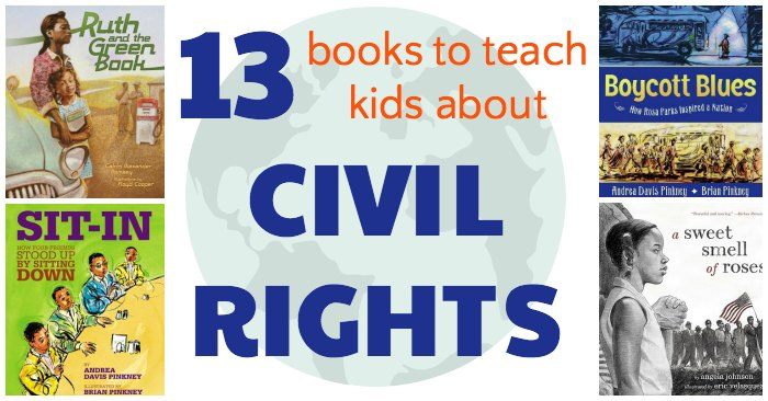 Picture books about civil rights for kids (and parents)
