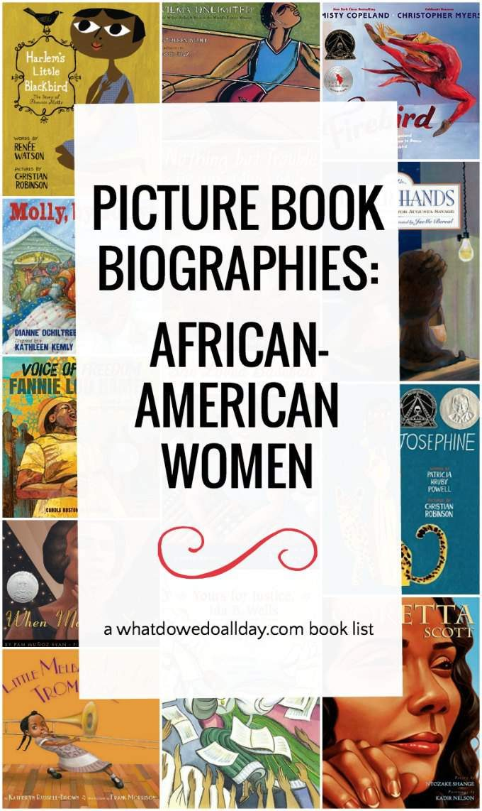 Books about African-American women