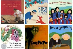 15 Chinese folktales for kids. Great picture books to read aloud