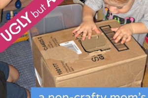 12 Awesomely Easy but Incredibly Ugly Indoor Activities for Kids