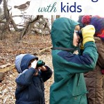 Winter Birding with Kids {Parent Tips}