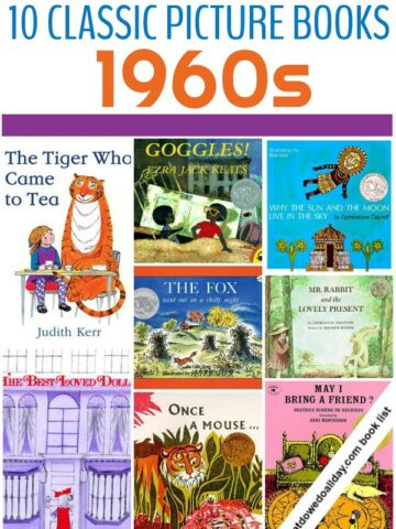 Childrens picture books from the 1960s