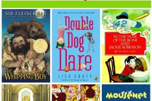 Chapter book list for 9 year old kids