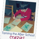 What To Do After School – Surviving Crazy Afternoons