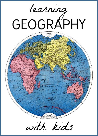 how to learn geography fast