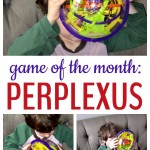 Game of the Month: Perplexus
