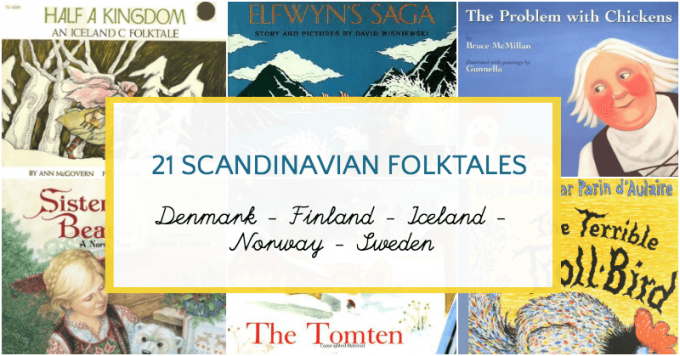 Scandinavian folklore and folktales for kids
