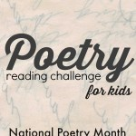 Poetry Challenge for Kids