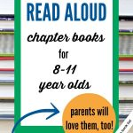 Read Aloud Chapter Books for 3rd Graders