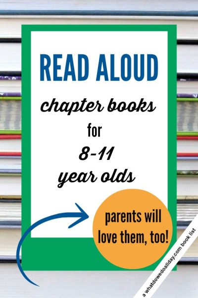 Splendid Read Aloud Chapter Books For 3rd Graders
