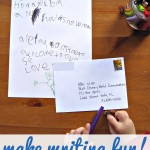 Handwriting Practice for Kids :: Make Writing Fun