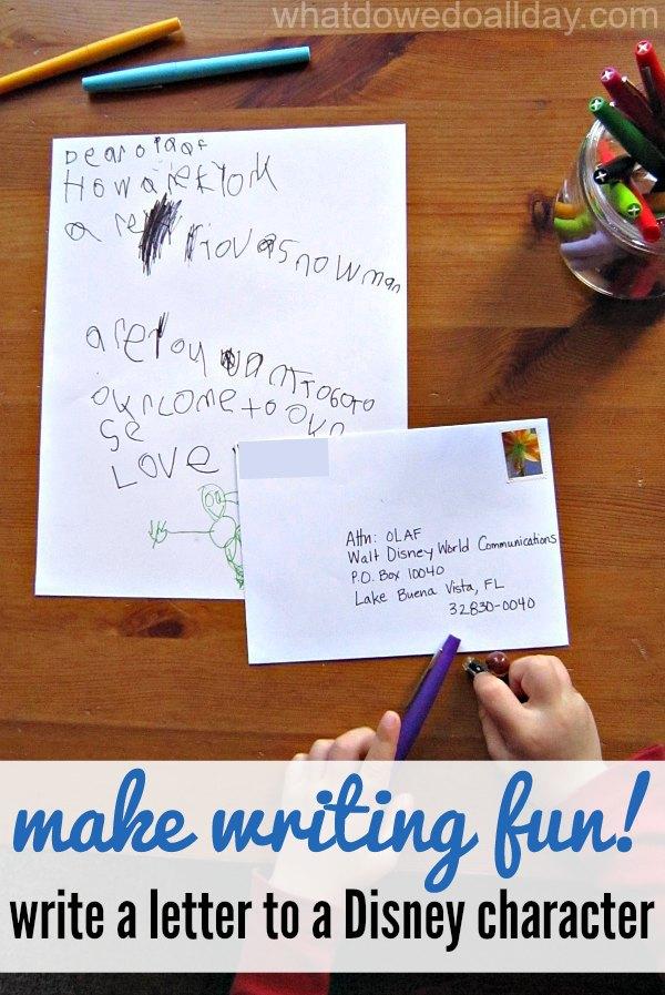 handwriting practice for kids  make writing fun