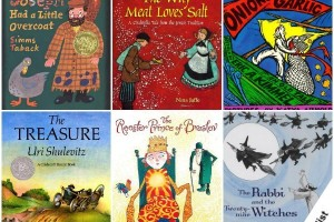 11 Jewish Folktales for Kids