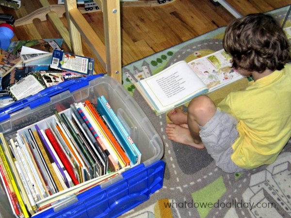 Keep your kids busy indoors with new books.