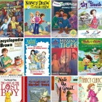 Early Chapter Books for Kids {Mysteries}