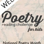 Poetry Challenge for Kids {Week 3}