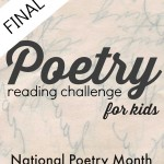 Poetry Reading Challenge for Kids {Final Week}