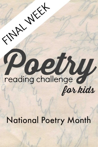 Poetry Reading Challenge Kids Final Week on April Bulletin Board Ideas