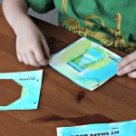 Explore Shapes with a Gorgeous Bookmaking Project