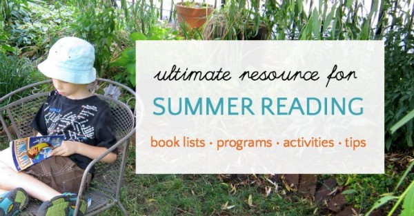 The ultimate resource guide for summer reading.