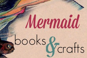 Mermaid books and crafts for kids
