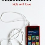 Over a Dozen Great Audiobooks for Kids
