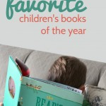 Favorite Children's Books of the Year (so far)