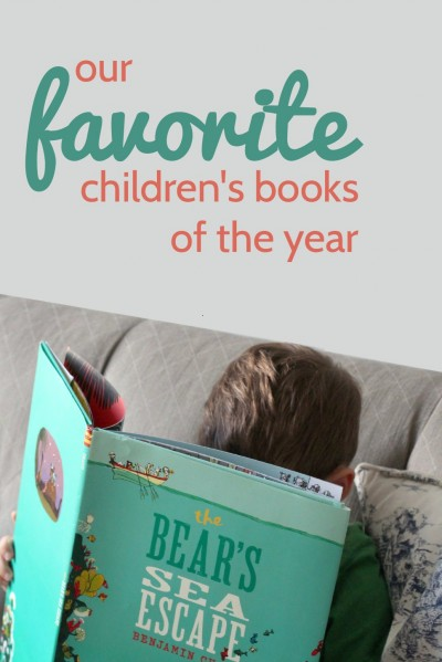 New children's books of 2014 that are the kids' favorites.