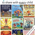 Children's Books for Hispanic Heritage Month
