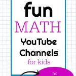 Math YouTube Channels for Kids