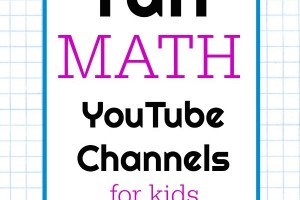 Math YouTube channels and videos that are actually fun!