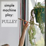 The Pulley: Simple Machine Project