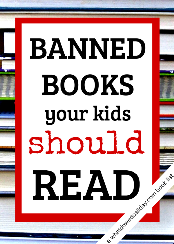 well family banned books your child should read