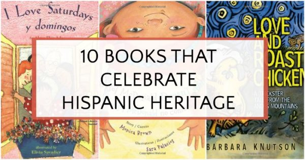 Books about hispanic heritage