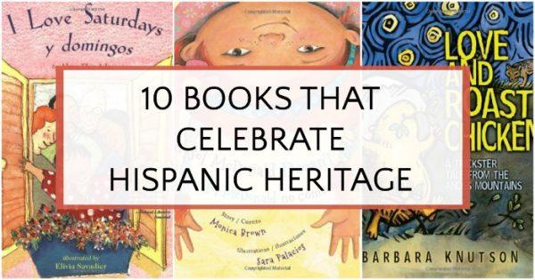 Books about hispanic heritage