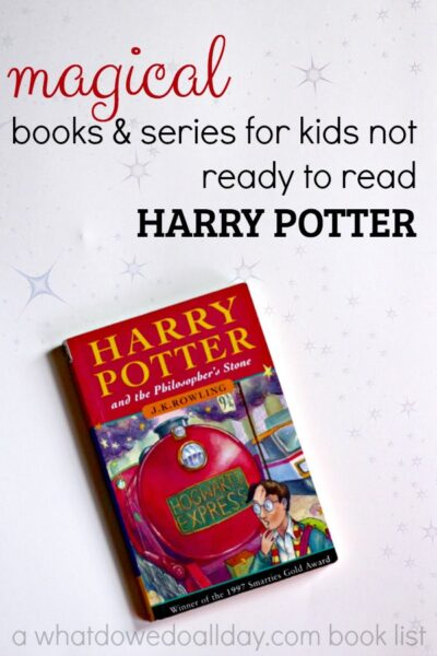 Harry Potter Book Grade Level : Books for kids not ready harry potter