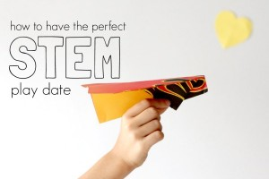 How to Have the Perfect STEM Play Date