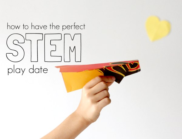 Kids love this STEM activity