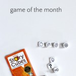 Game of the Month: Story Cubes