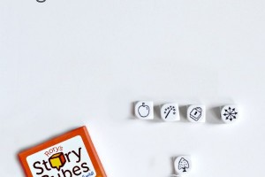 Story Cubes is an excellent game for literacy and imagination. A total brain workout.