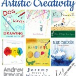 Books to Inspire Artistic Creativity