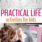 12 Practical Life Activities for Kids