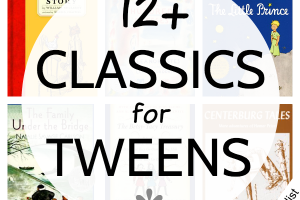 12 Classic Books for Tweens