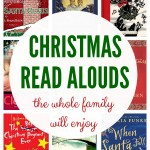 9 Christmas Chapter Books to Read Aloud