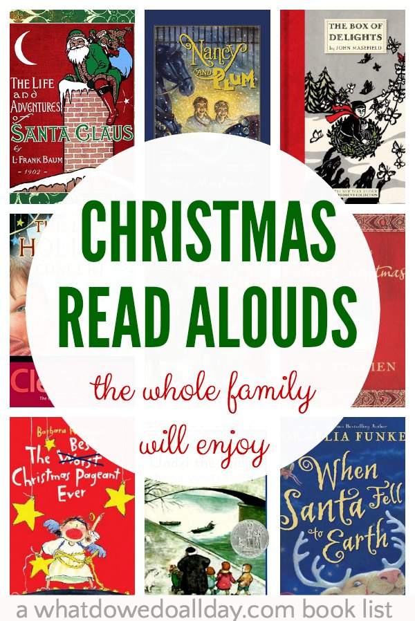 Magical Christmas Chapter Books the Whole Family Will Love