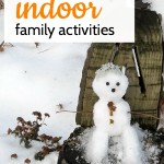 10 Creative Indoor Family Activities