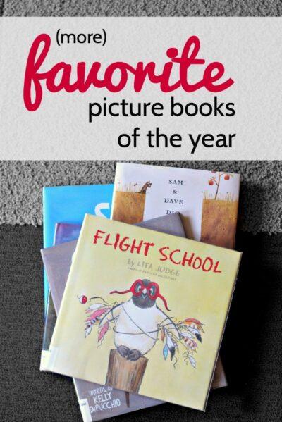 Best children's books of 2014