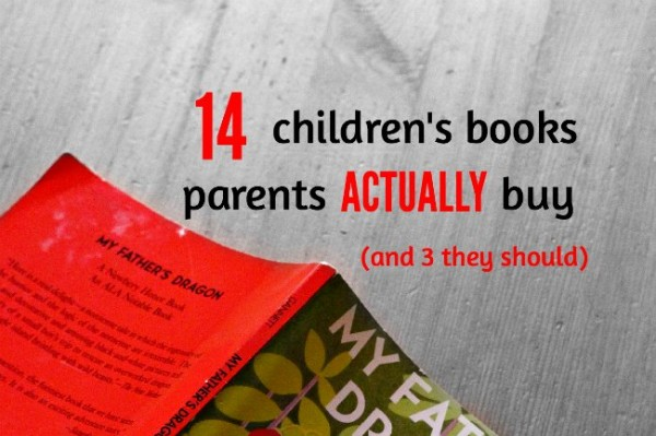 A list of popular children's book that parents buy for their kids. Good gift ideas.
