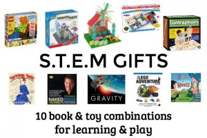 S.T.E.M gift guide for kids